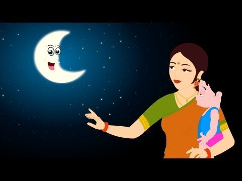 Chanda Mama Door Ke - Vachan 1955 - Children's Popular Hindi Nursery Rhyme
