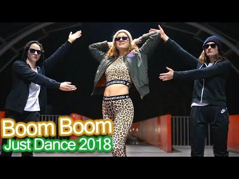 Boom Boom Iggy Azalea feat. Zedd! Just Dance 2018