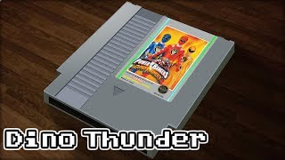 Power Rangers Dino Thunder「Power Rangers Dino Thunder Theme」8bit