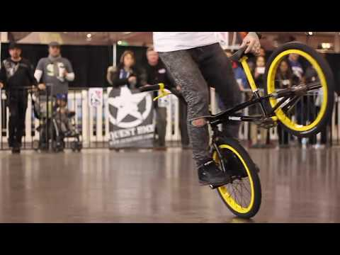 Maple Vibes 2017 - BEST BMX Flatland - Top Pros