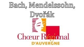 Bach, Mendelssohn et Dvořák