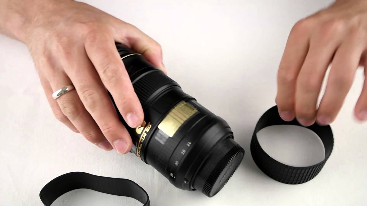 Lens Zoom Ring Loose