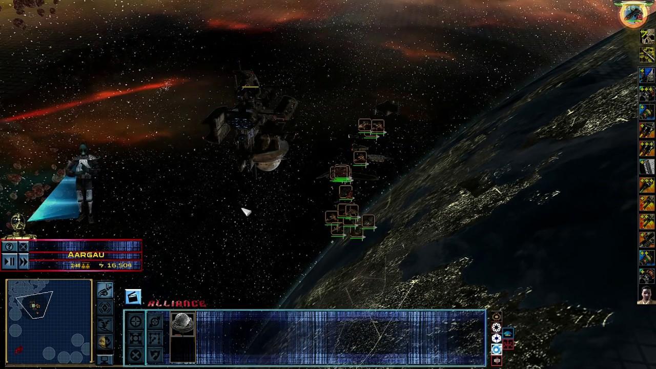 Star Wars Empire at War – FOC Alliance – New Black Sun Weapon