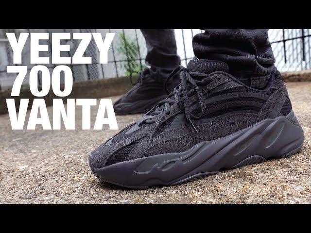 Adidas YEEZY Boost 700 V2 VANTA Review