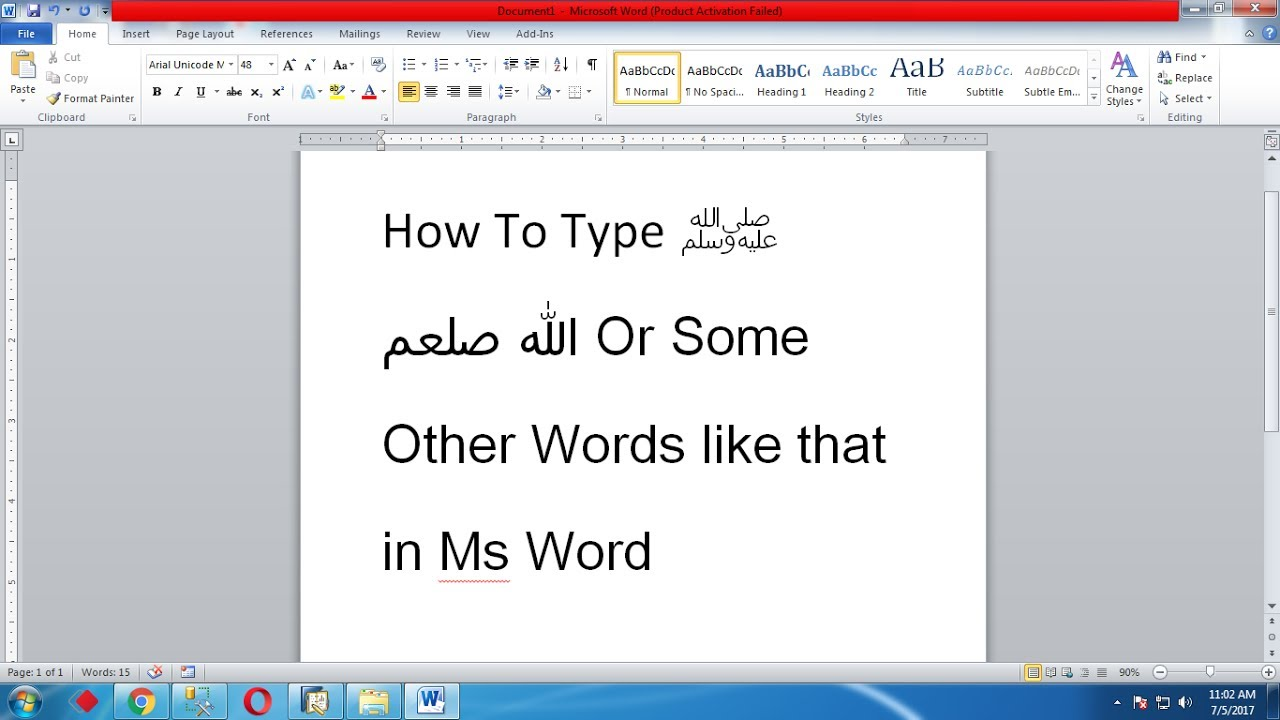 arabic microsoft word online