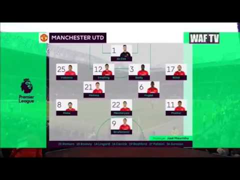 Download Manchester United vs Watford 2-0 - extended highlights 11-02-17