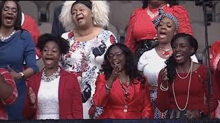 COGIC Mass Choir - There Is No Way featuring Karen Clark Sheard