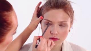 Пошаговая инструкция, как правильно красить брови.