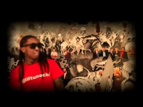 Lil Wayne - Fire Flame ft. Birdman [remix video] HD