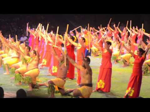 Polynesian Cultural Center 50th Silver Show Part 3