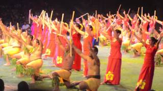 Polynesian Cultural Center 50th Silver Show Part 3