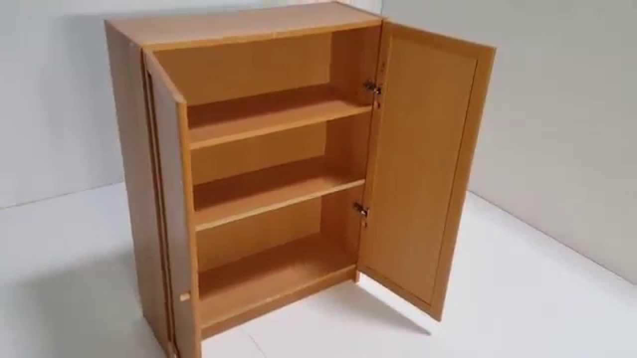2 Door Kitchen Storage Organizer Cabinet