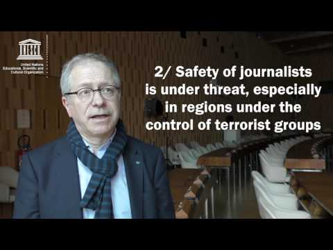 Jean-Paul Marthoz: Censorship and safety of journalists