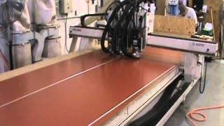 Aluminum Composite Material Fabrication