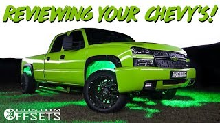 Chevy Trucks From The Gallery || EP 12