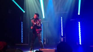 B Smyth performs ' Write You A Letter ' live at the Gramercy Theatre