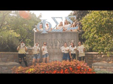 Phi Sigma Sigma Muhlenberg College | Recruitment 2018