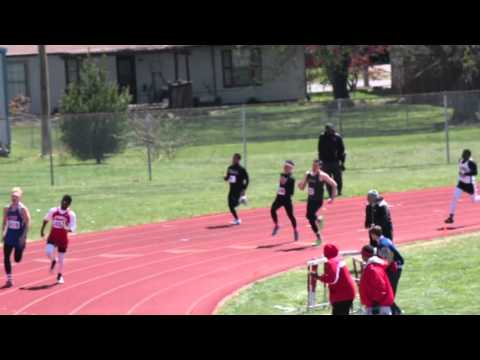 April 9, 2016 Jeffersonville High School 400m