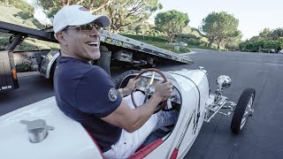 TEST DRIVING THE BABY II BUGATTI! || Manny Khoshbin