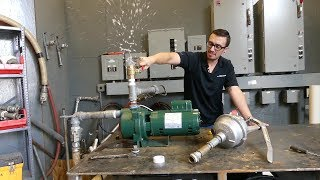 How to Prime a Jet Pump
