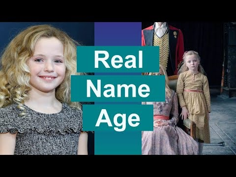 The Greatest Showman Real Name and Age 2018 streaming vf