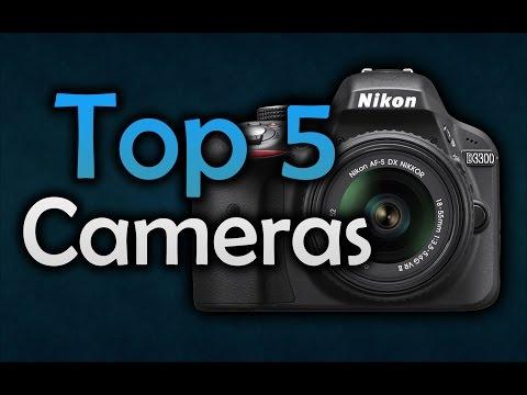 ▶️ Best DSLR Cameras For Beginners - Top 5 Cameras in 2017