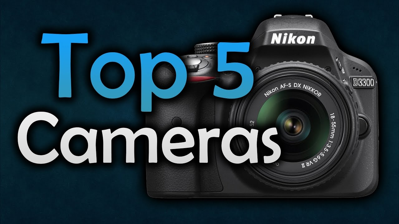 Camera Top 5 Dslr Cameras For Beginners best dslr cameras for beginners top 5 in 2017 youtube 2017