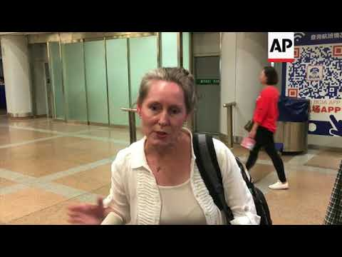 US citizens leave Pyongyang before travel ban