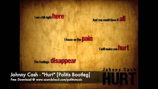 "Johnny Cash - ""Hurt"" [Politis Bootleg]"