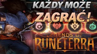 Wiemy kiedy zagramy w Legends of Runeterra