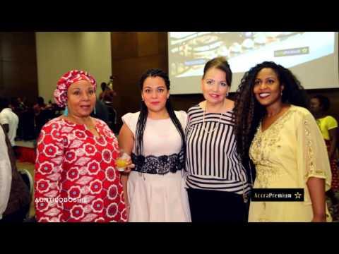 AccraPremium African Chef Tour 2016