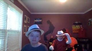 michael jackson smooth criminal wembley version by zach johnson