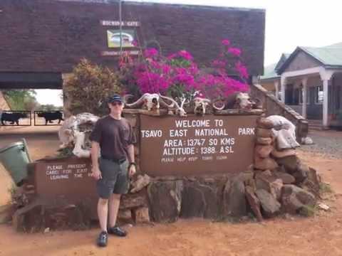 Tsavo East National Park Kenya Safari