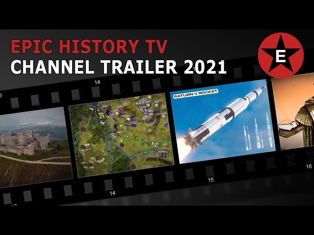 Epic History TV Channel Trailer 2021
