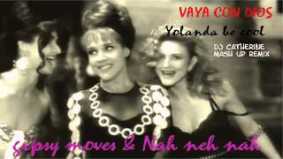 Yolanda be cool Gipsy moves vs Vaya con Dios Nah neh nah mash up by DJ CATHERINE KASSAI