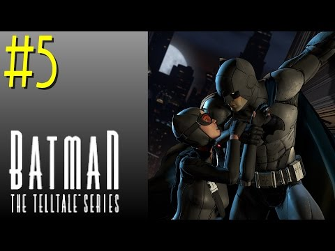 Batman: The Telltale Series - Episode 1 - #5 - Room With a View