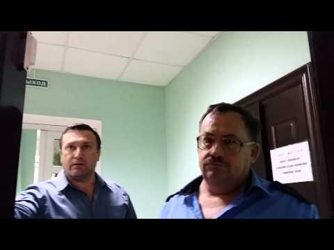 Вручение заявления в УФМС Курской области - попытка №3