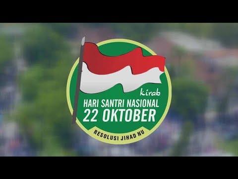 KIRAB HARI SANTRI NASIONAL 22 OKTOBER 2017 | KEC. SAMBENG KAB. LAMONGAN | MWC SAMBENG CABANG BABAT