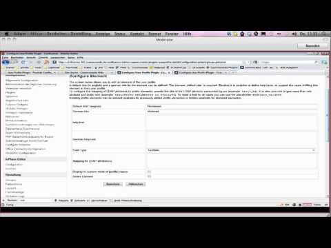 Confluence User Profile Plugin - Expertendatenbank im Wiki