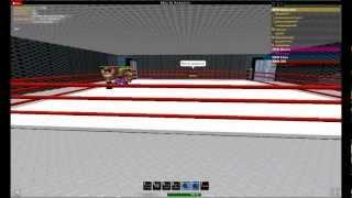 ERW Championship Elimination Chamber - Roblox