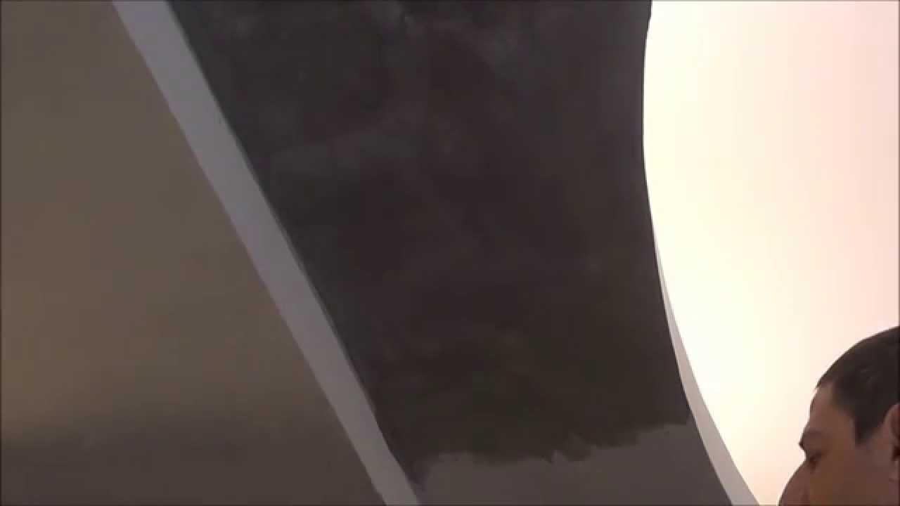 stucco lustro: tutorial completo. parte terza - youtube