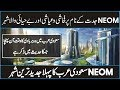 The NEOM City Project Explained In Urdu Hindi | Discover The World