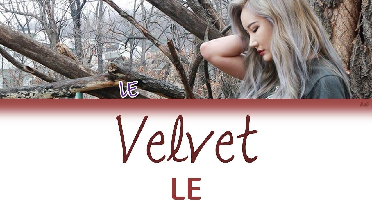 Exid – (엘리) Velvet