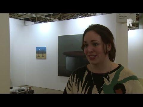 Art Rotterdam in Van Nellefabriek