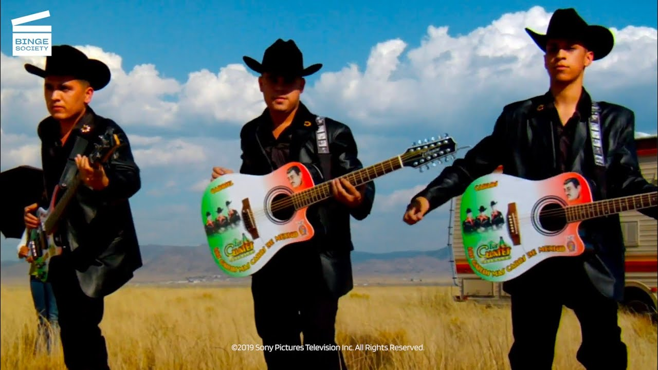 Download Breaking Bad Season 2: Episode 7: Mexican song HD CLIP