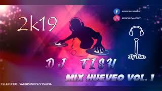 DJ FISH // MIX HUEVEO VOL  1 // 2K19