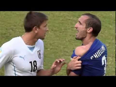 La FIFA suspende a Luis Suárez por nueve partidos