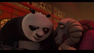 Панда По и Неистовая Пятерка в плену ... отрывок из (Кунг Фу Панда 2/Kung Fu Panda 2)2011