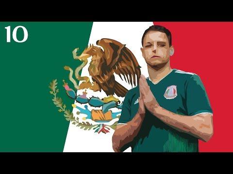 🇲🇽 LE MEXIQUE ! 🇲🇽 (Objectif Coupe du Monde)