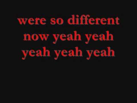 Avril Lavigne Forgotten Lyrics